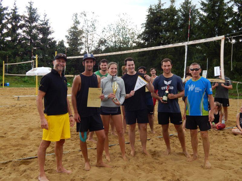 Beachvolleyball Ulm Wiblinger Cup
