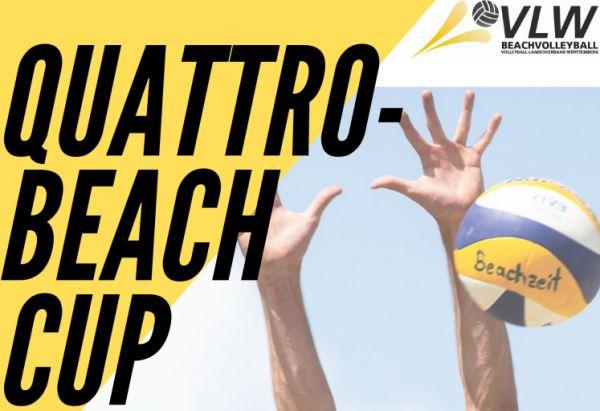 VLW- Quattro Beach Cup