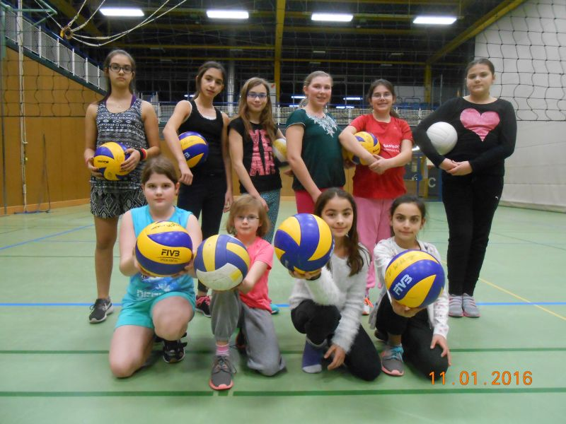 Volleyball Wiblingen